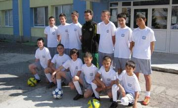 Обучение по футбол