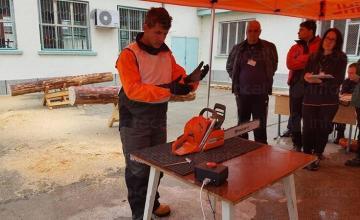 Обучение по специалност Горско стопанство и дърводобив