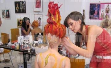 Обучение в специалност Грим и перуки в Пловдив