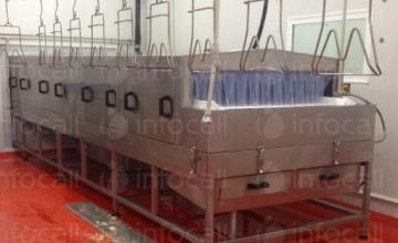 Охлаждаща линия за субпродукти - Сторм Инженеринг АД