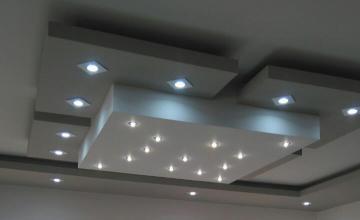 Окачени тавани в област Сливен - Прогрес Билд