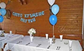 Организация на кръщене в Добрич и Варна - Сватбена агенция Уникална