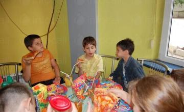 Организиране на детски партита и тържества в Плевен