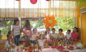 Организиране на детски партита във Велико Търново - Детски център Роси