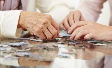 Организиране на свободно време на възрастни хора с умствена изостаналост в община Средец