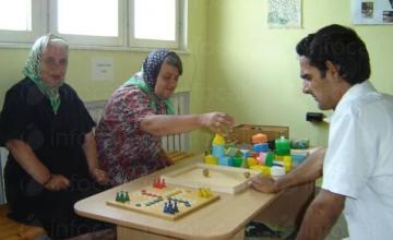 Организиране свободно време на възрастни хора  - ДПХПР Говежда