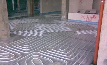 Отоплителна инсталация за жилищни сгради в София - Си енд Ди ЕООД