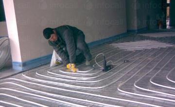 Отоплителна инсталация за СПА комплекси в София