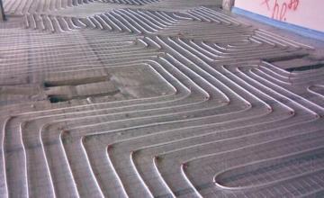 Отоплителни инсталации от медни, полиетиленови и хекса тръби в София