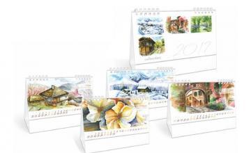 Печат на визитки и календари в Русе