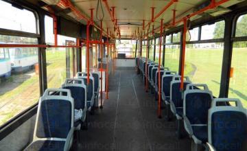 Почистване и хигиенизиране на трамваи и тролейбуси - външно и вътрешно София