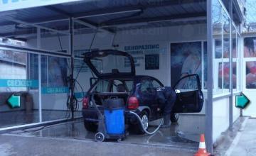 Почистване на автомобилни кожени тапицерии във Варна - Автомивка Свежест