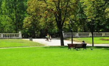 Поддържане паркове във Варна - ЛАНД ДИЗАЙН