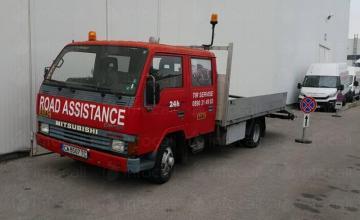 Поддръжка на фирмен автопарк в София-Подуяне