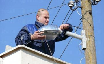 Поддръжка на улично осветление - Паришков - Свищов ЕООД