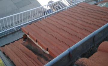 Пренареждане и претарашване покрив София-Красно село - Венислав Филипов 2008 ЕТ