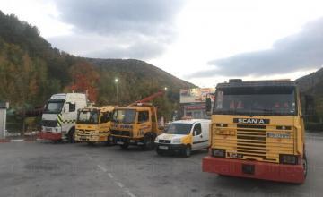Превоз на автомобили извън България