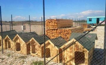 Продажба дървени кучешки къщи (колиби) Пловдив - Секвоя ЕООД