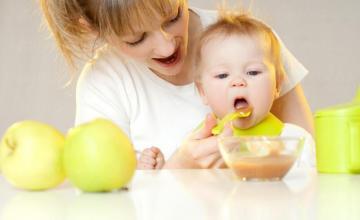 Продажба на детски храни в Провадия