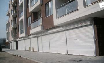 Продажба на термо ролетни врати в Пловдив