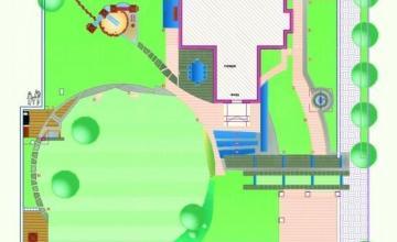 Проекти за озеленяване в София-Студентски град - АЛД Гардън  ЕООД