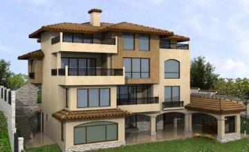 Проектиране на къщи и вили във Варна