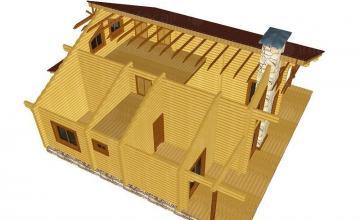 Проектиране на нискоенергиен дом в София-Горубляне - Норива екохаус ООД