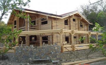 Проектиране сглобяеми дървени ЕКО къщи в София-Горубляне - Норива екохаус ООД