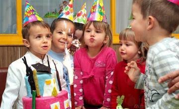 Професионално заснемане на рождени дни в Трявна - Димитър Сотиров