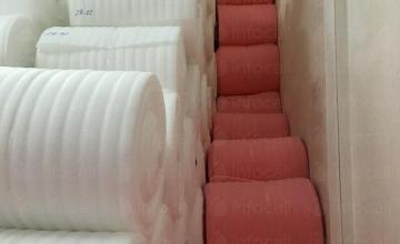 Производство фолио от разпенен полиетилен в Пловдив