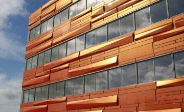 Производство и монтаж на фасади с композитни панели бонд в Бургас - Крупал ЕООД