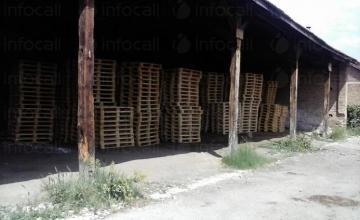Производство на дървени сандъци в Пазарджик
