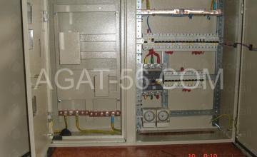 Производство на електрически табла в Бургас-Акациите - Агат 56