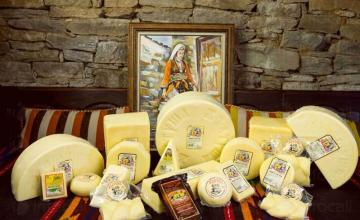 Производство на кашкавал в община Ардино