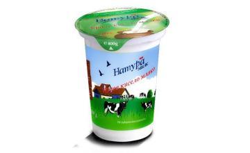 Производство на краве кисело мляко в Сяново-Силистра, Бургас и Велико Търново