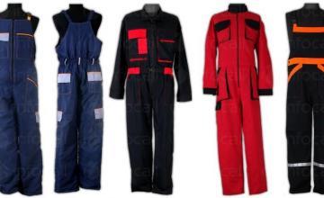 Производство на облекло за строителни работници във Варна