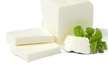 Производство на сирене в област Бургас