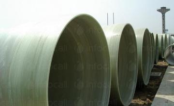 Производство на стъклопластови тръби в Кнежа - Фибротех ООД