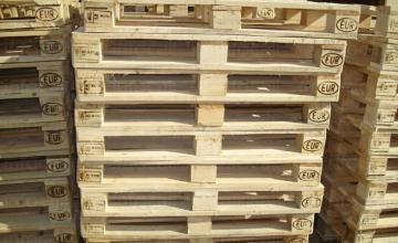 Производство на стандартни европалети в Пазарджик