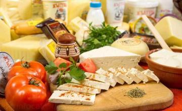 Производство на топено сирене в община Ардино