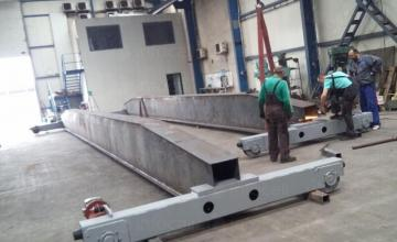 Производство подемно-транспортни съоръжения Войсил-Пловдив