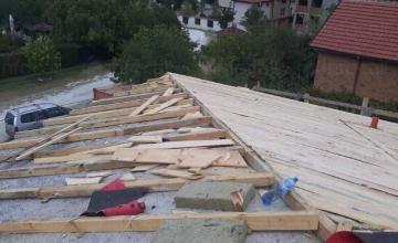 Разкриване и пренареждане покрив Пловдив - Ставрев Билдинг