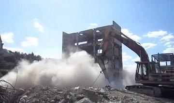 Разрушаване на сгради в София-Център - Софинвест ЕООД