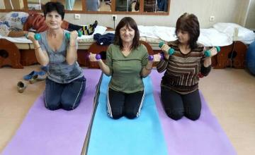 Рехабилитация при травматични увреждания