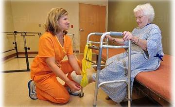 Рехабилитация за стари хора
