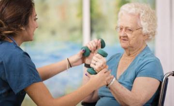 Рехабилитация за възрастни хора - ДСХ Кенана Хасково