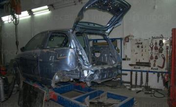 Ремонт и изчукване на врати за автомобили Пловдив
