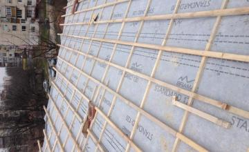Ремонт и изграждане на покриви в Плевен - Ремонт сгради - Вивал 38