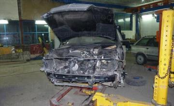 Ремонт и възстановяване на катастрофирали автомобили в Пловдив - ДИЧЕВИ 67 ООД