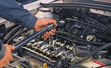 Ремонт на автомобилни двигатели в Кнежа